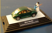 Wiking New Beetle Christmas Edition, 2000