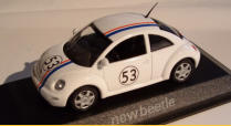 Minichamps 1:43 Herbie.  Apparently, only 53 of these were made.