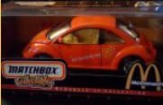 Matchbox 1:18 with McDonald's markings.