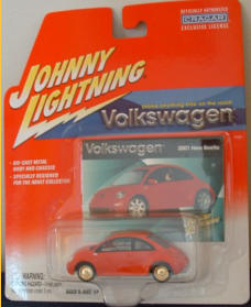 Series Four of the Johnny Lightning Volkswagen Set, released late 2002/early 2003.  Note the neat Cragar wheels.