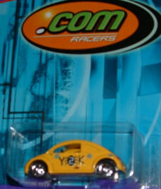 "Y2K Bugs, part of a Johnny Lightning "".COM"" series in 1999/2000.  It was ""Y2K"" compatible, I guess."